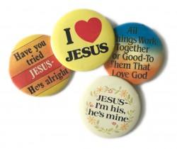Spiritual badges